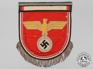 Germany. A Wehrmacht Heer/Army Musik Korps Kettle Drum Skirt