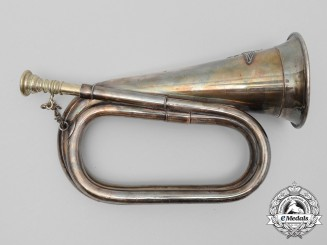 A Post Second War Royal Parachute Regiment Bugle