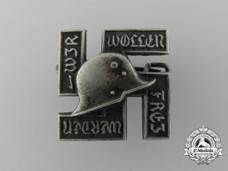 A Frontbann Badge (Frontbann-Abzeichen)