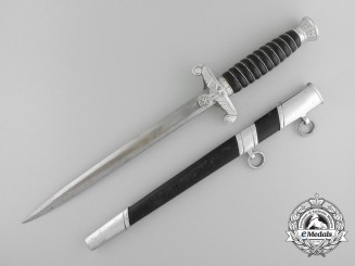 A Land Custom Official Dagger by Hörster