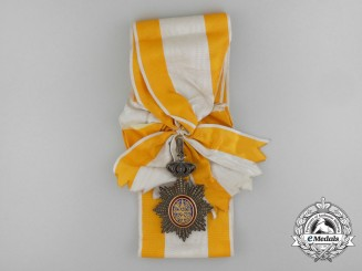 Cambodia, French Protectorate. A Royal Order of Cambodia, Grand Cross Badge, c.1910
