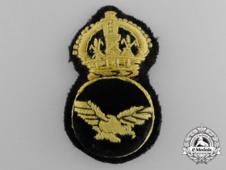 A Scarce First War Royal Naval Air Service Cap Badge