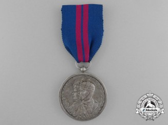 A 1911 Delhi Durbar Medal to the Royal Artillery
