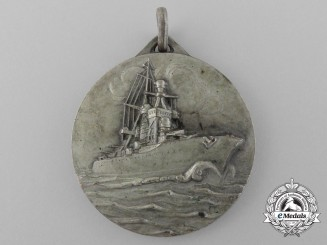 A Second War Italian Royal Navy (Regia Marina) Medal