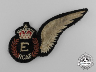 A Tunic Removed Royal Canadian Air Force (RCAF) Engineers Wing