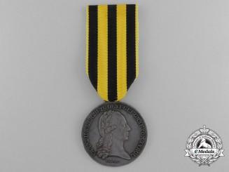 A 1797 Austrian Tyrolian Military Merit Medal