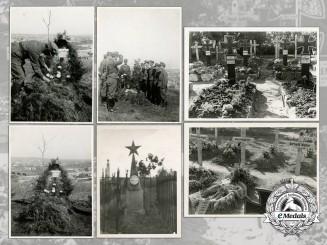 A Lot of Six Second War period Photographs