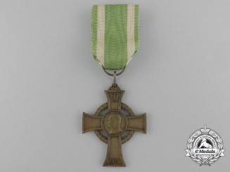 A 1915 Saxony First War Merit Cross