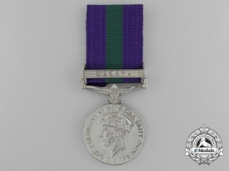 A 1918-62 General Service Medal to the Royal Air Force