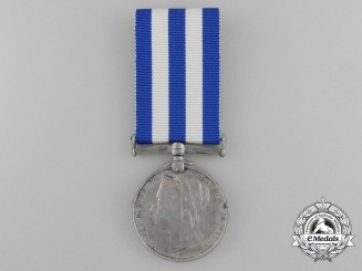 United Kingdom. An 1882-1889 Egypt Medal to the 2nd Manchester Regiment