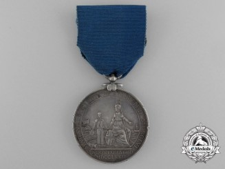 A 1916 Marine Society Merit Medal to J.Ragless