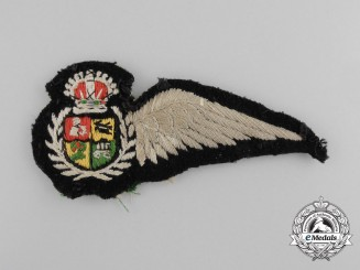 A Second War South African Air Force (SAAF) Observer's Wing