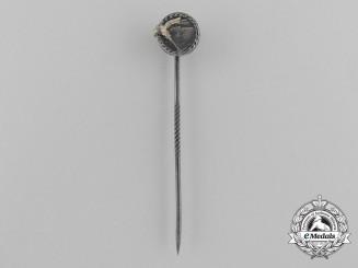 A Scarce Miniature Blockade Runner Stick Pin
