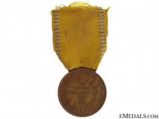 Campaign Medal 1849