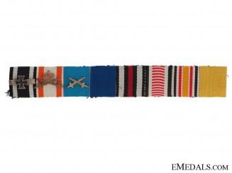 Campaign Ribbon Bar