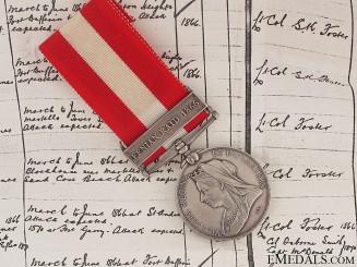 Canada General Service Medal - N.B.G.A.