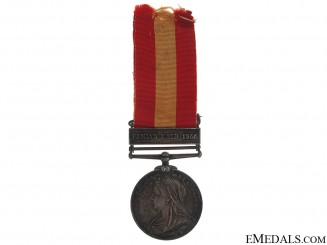 Canada General Service Medal - Fort Erie