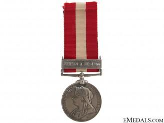 Canada General Service Medal - QOR