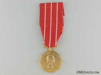 Canadian Forces' Decoration to Sergeant W.A. Smith
