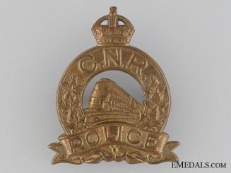 Canadian National Railway (CNR) Police Badge