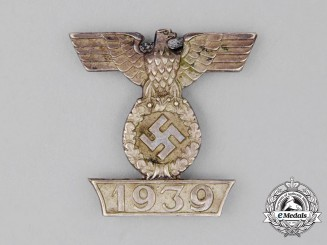 A Clasp of the Iron Cross 1939 Second Class: First Type