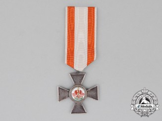 A Prussian Order of the Red Eagle; 4th Class