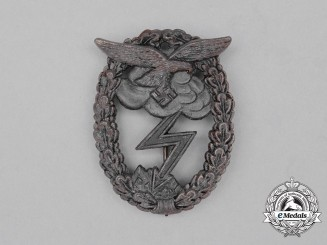 A Second War Luftwaffe Ground Assault Badge