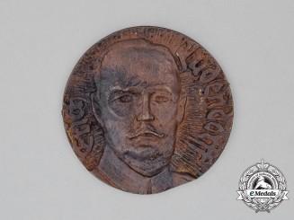 A First War German Erich Ludendorff Table Medal