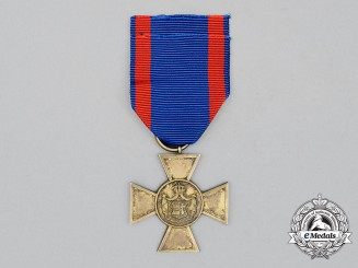 An Oldenburg House and Merit Order Honour Cross of Duke Peter Friedrich Ludwig