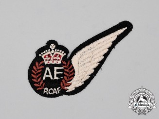 A Second War Royal Canadian Air Force (RCAF) Aero Engineer (AE) Wing, Scarce