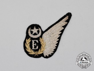 A Pakistan Air Force (PAK) Engineer's Wing