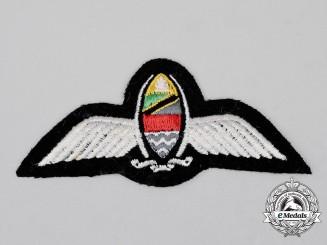 A Tanzanian Air Force Pilot Badge, c. 1976