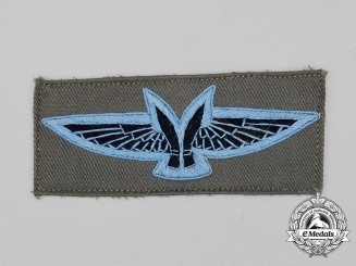 A Nepalese Army Air Service Uniform Patch