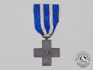 A First War Italian War Merit Cross