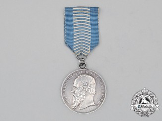 A First War Period Bavarian Shooting Medal