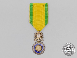 A French Military Medal, Type IV