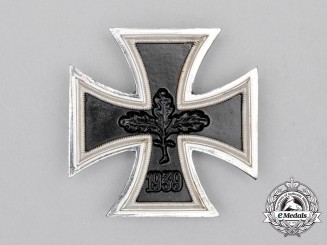 An Iron Cross 1939 First Class; 1957 Version