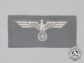 A Mint and Unissued Pre War Wehrmacht Heer (Army) Breast Eagle