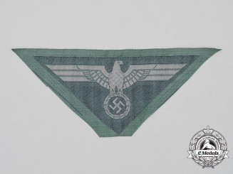 A Mint and Unissued Wehrmacht Heer (Army) Breast Eagle