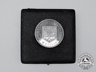 Germany, NSDAP. A Silver Medal for Long and Faithful Service to the City of Munich