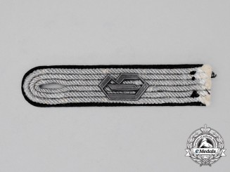 Germany, Waffen-SS. A Standarte Germania Shoulder Board