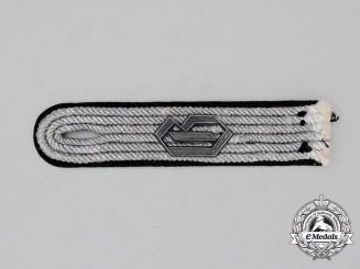Germany, Waffen-SS. A Standarte Germania Shoulder Board