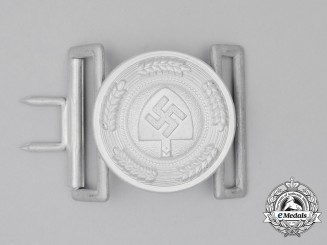A Mint RAD (National Labour Service) Leader's Belt Buckle