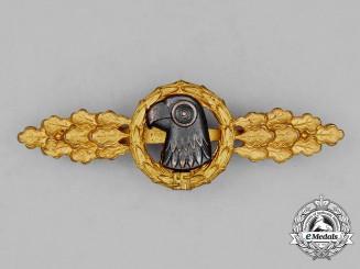 A Mint Gold Grade Luftwaffe Reconnaissance Unit Squadron Clasp
