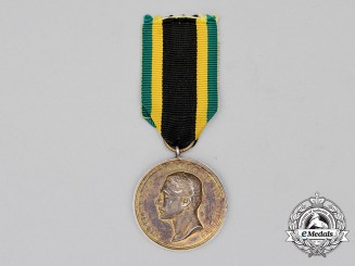 A 1914 Sachsen General Wartime Merit Medal
