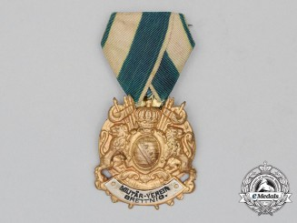 A Sachsen Veteran's Association Brettnig Badge