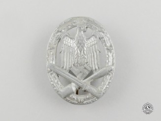 A Second War German General Assault Badge