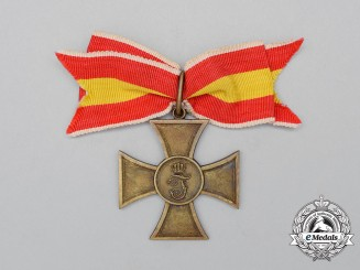 A First War 1914/16 Baden Volunteer Nurse's Cross
