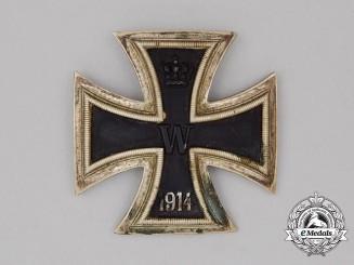 Germany. An Iron Cross 1914 First Class by C. E. Juncker of Berlin