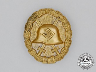 A Condor Legion Silver Grade Wound Badge